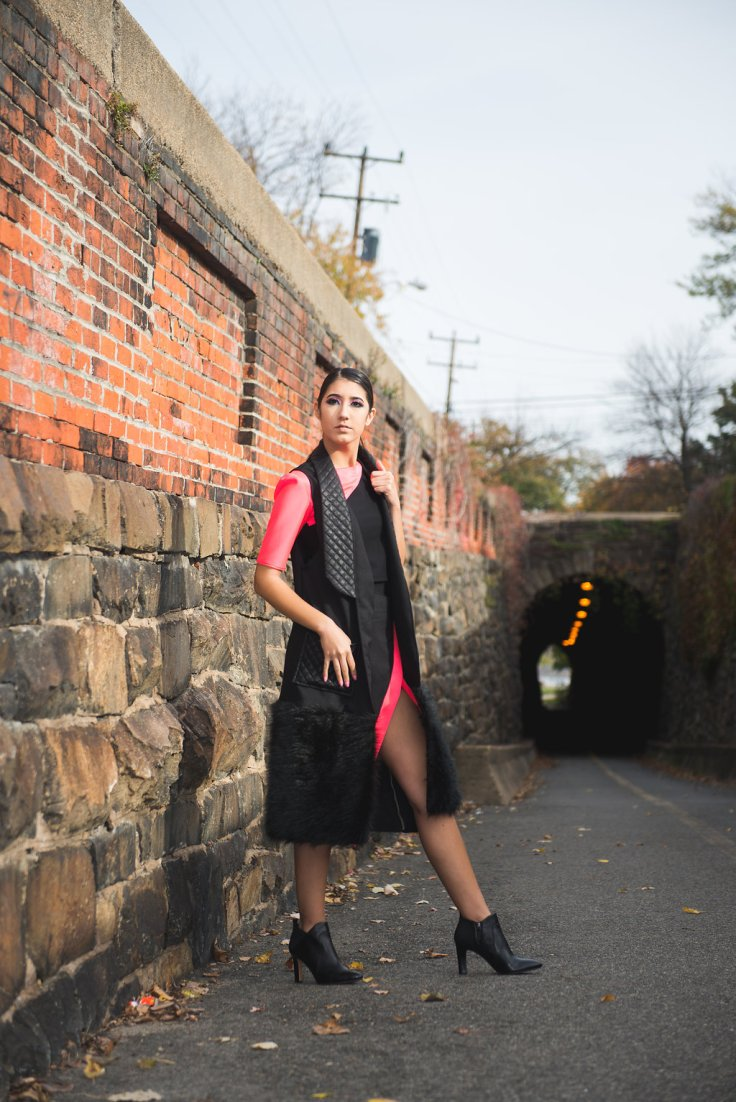 Dynasty By Brittany Yasmin Vest