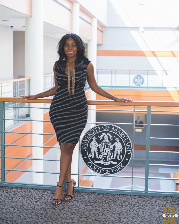 Brittany McCoy University of Maryland