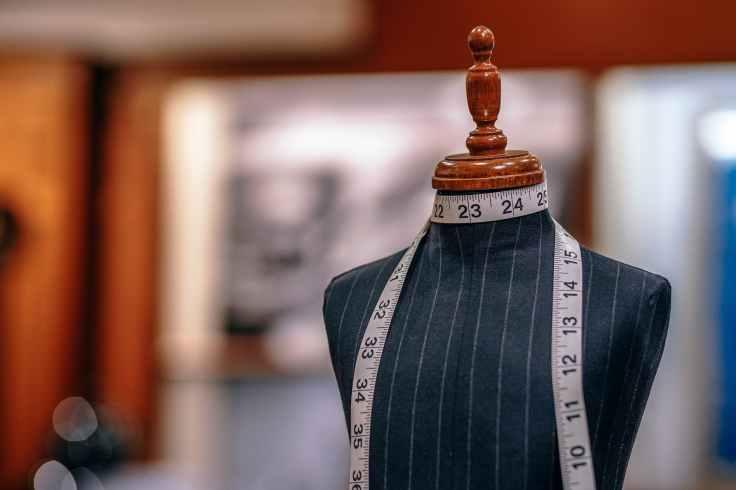 background banking blur cloth