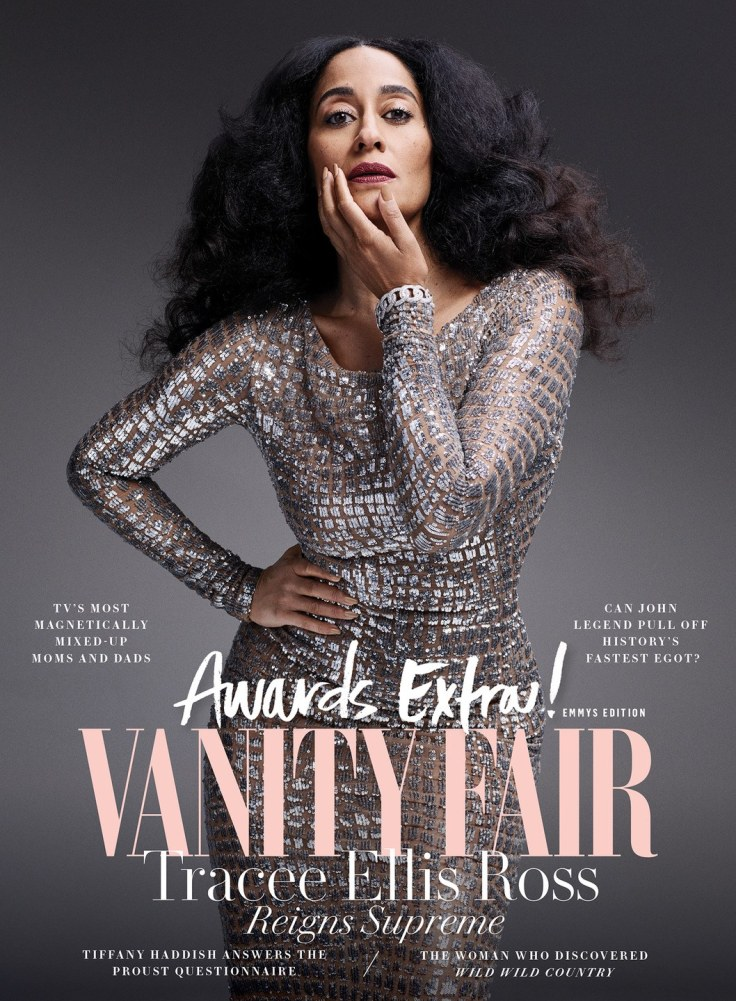 Tracee Ellis Ross Cover of Vanity Fair 2018
